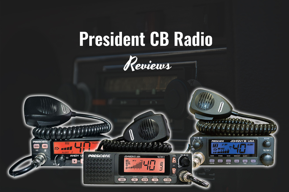 president cb radios reviews