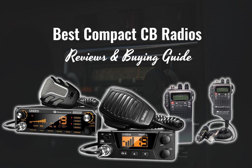 best compact cb radios
