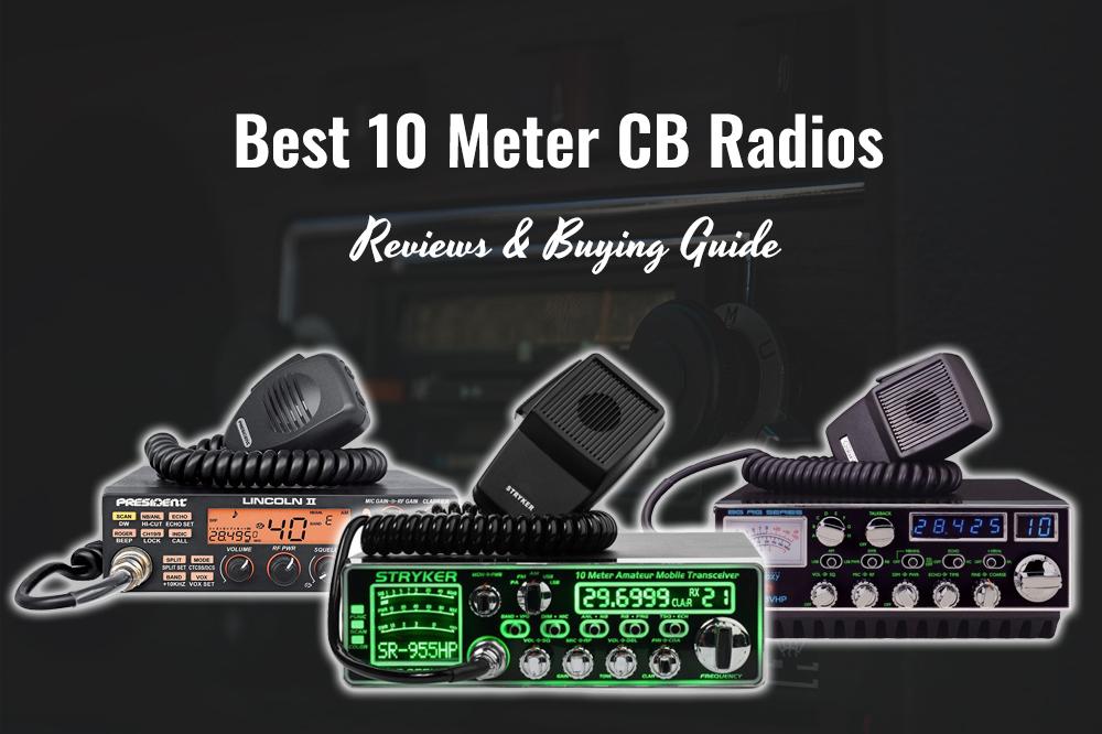 best 10 meter cb radio