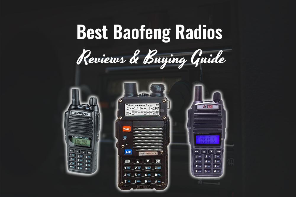 best baofeng radios