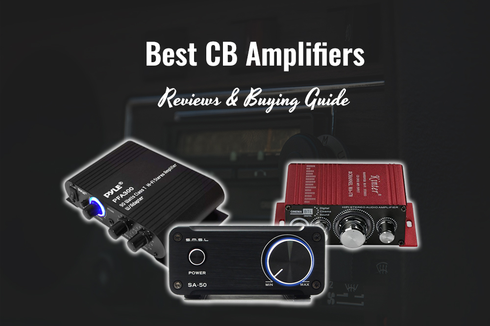best cb amplifier