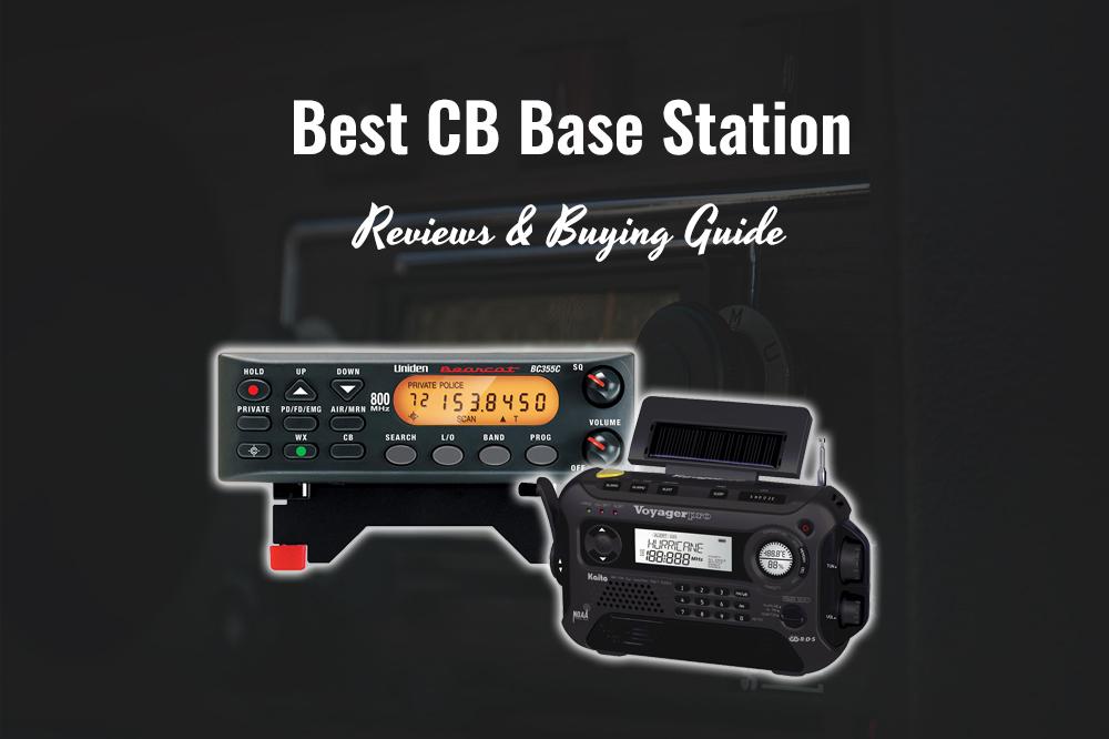 best cb base station