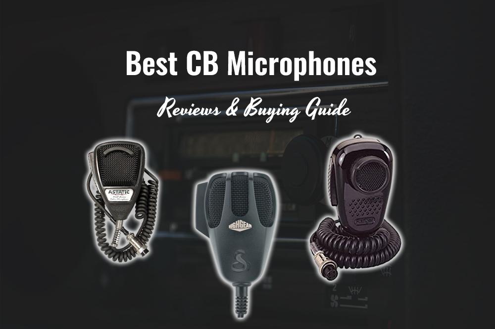 best cb microphones