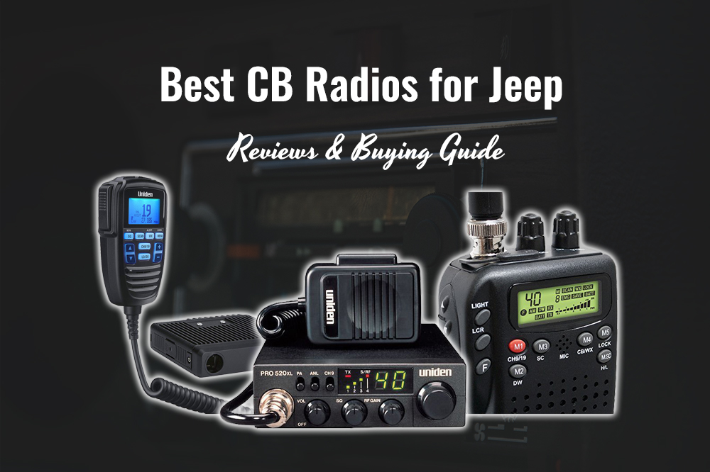 best cb radios for jeep