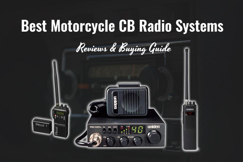 best motorcyvle cb radio systems