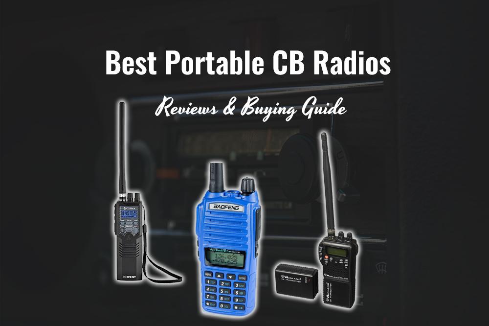 best portable cb radios