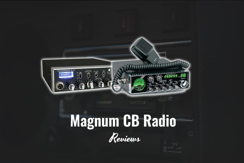magnum cb radio reviews