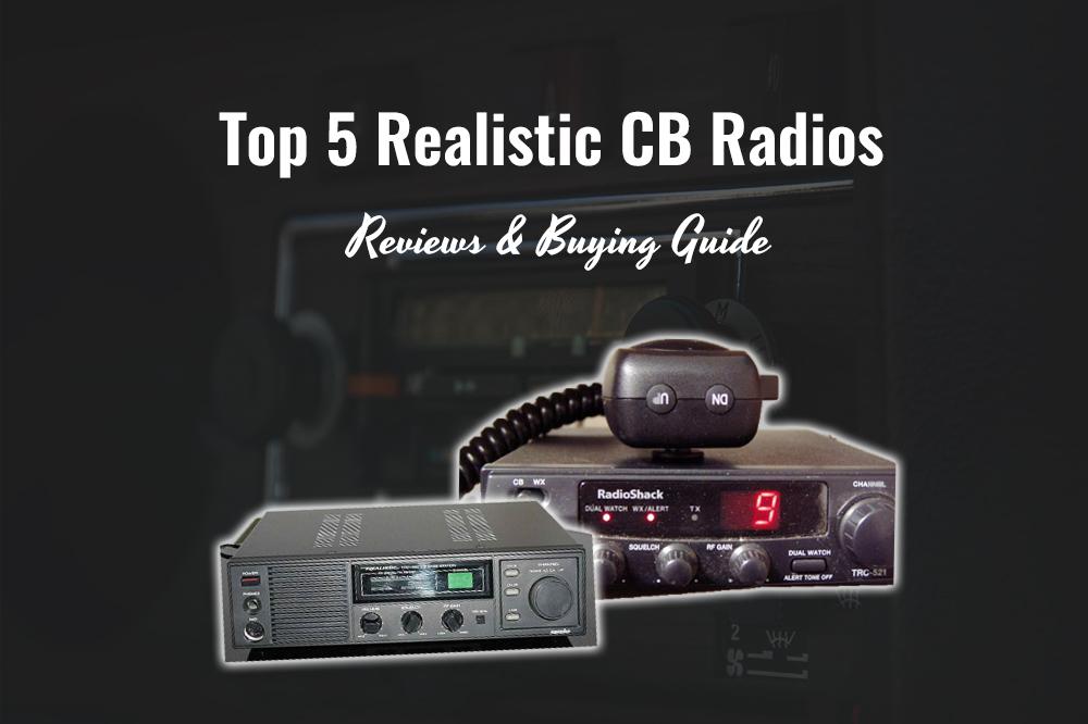 realistic cb radios reviews