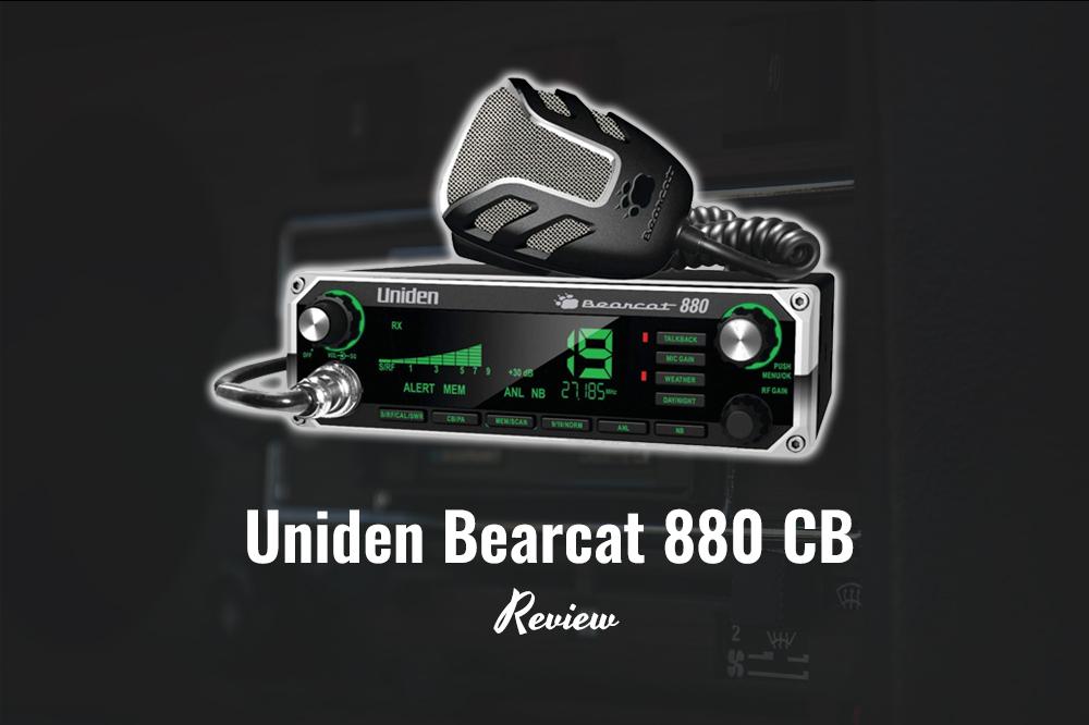 uniden bearcat 880 cb review