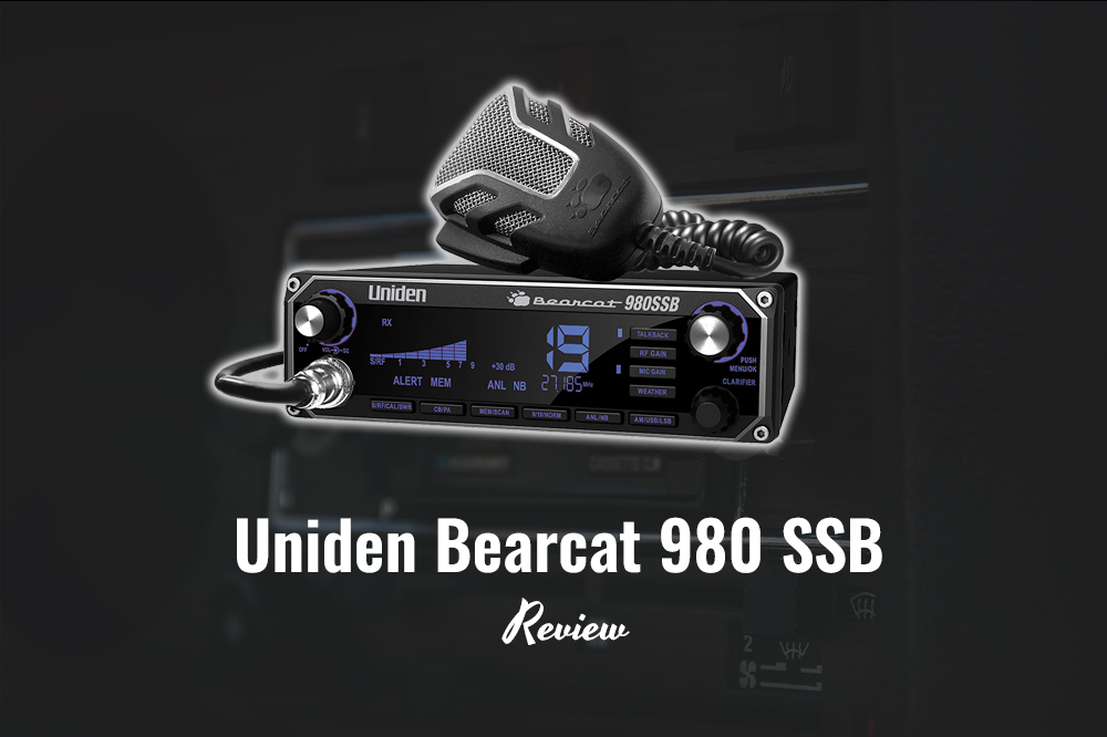 uniden bearcat 980 ssb review
