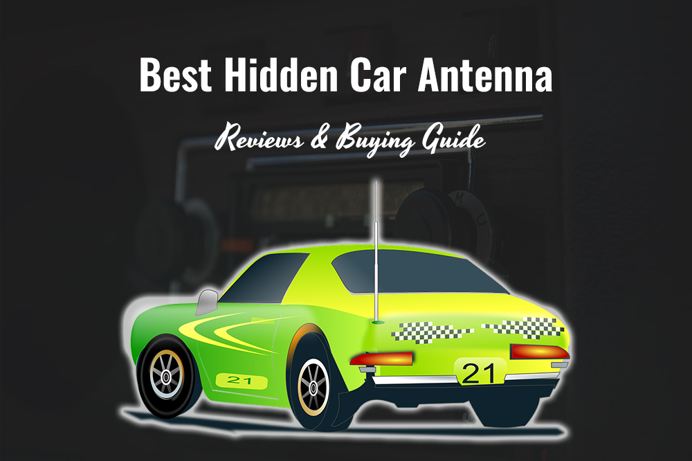 best hidden car antenna