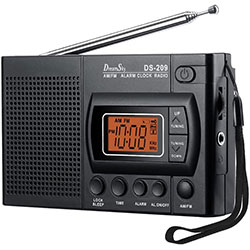 portable radios with best reception