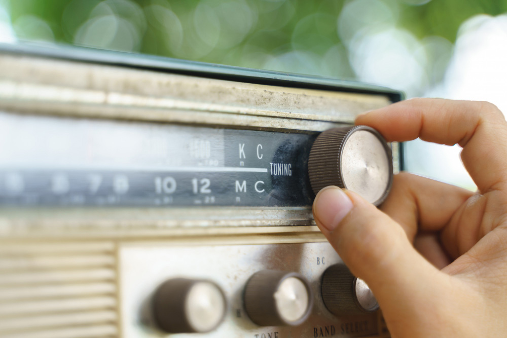 how to peak and tune in cb radio