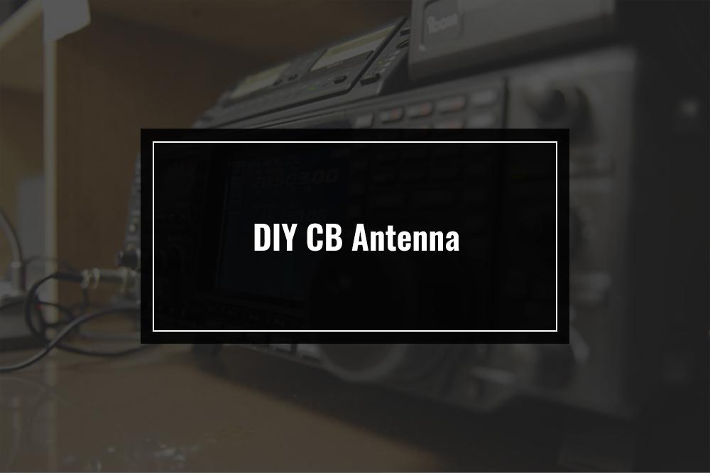 diy cb antenna